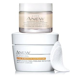 avon catalog fresh start sale flyer anew skin care deal