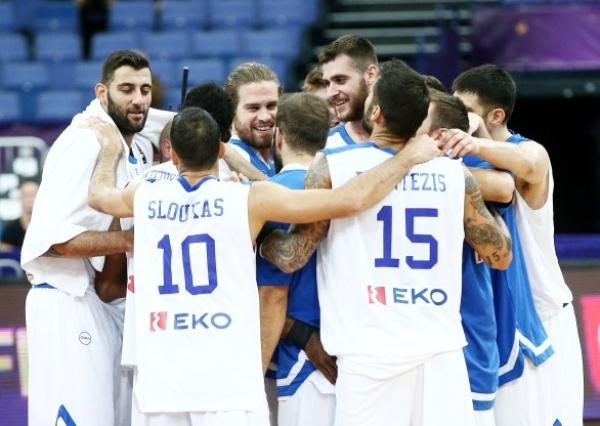 Ευρωμπάσκετ 2017: Το πρόγραμμα της φάσης των 16. Με την Λιθουανία στις 9 Σεπτεμβρίου (21.30) η Εθνική Ανδρών