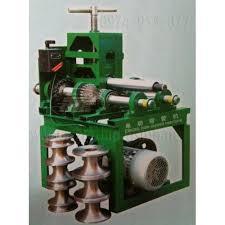 Hình ảnh máy uốn ống 3 trục A5