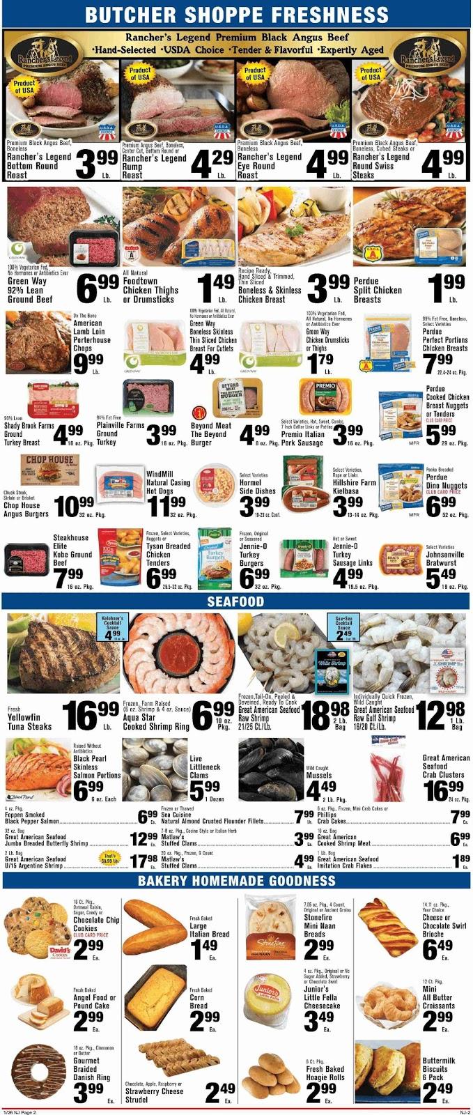 Foodtown Weekly Ad