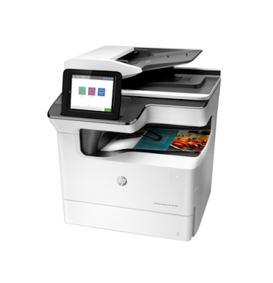 HP PageWide Enterprise Color MFP 780dns Driver Download