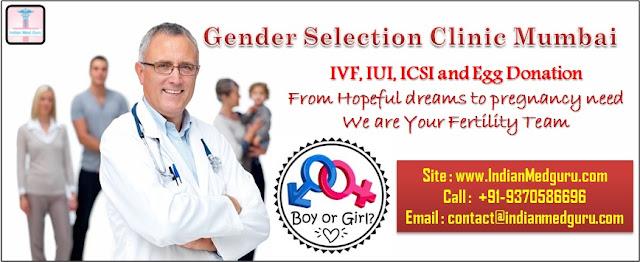 Call IndianMedguru Consultants for Best Gender Selection Clinics in Mumbai