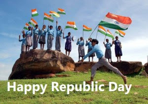Republic Day Wishes, Messages, Quotes, Sms in English