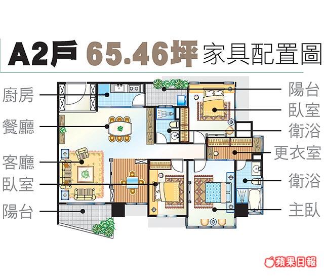 GetRich房地產: 湛然新天地 每坪50萬起2011年 01月15日