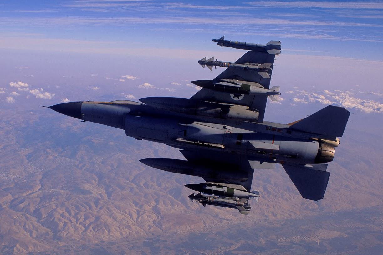 Israeli jets strike Hamas targets | Latest | Daily Tribune |Israeli Fighter Jets In Action