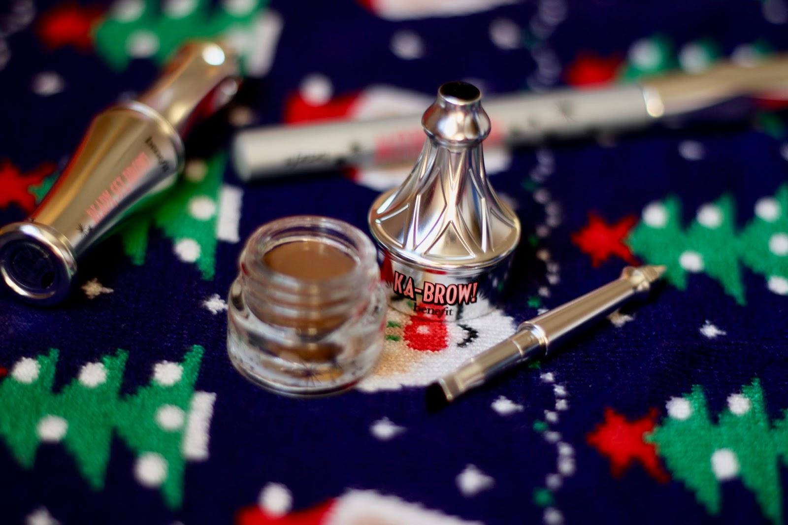 Benefit Bigger & Bolder Brows Gift Set Ka-Brow! High-Brow Ready, Set, Brow!