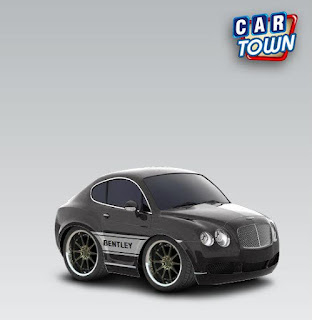 Bentley Continental GT 2003 Sport by Gabriel