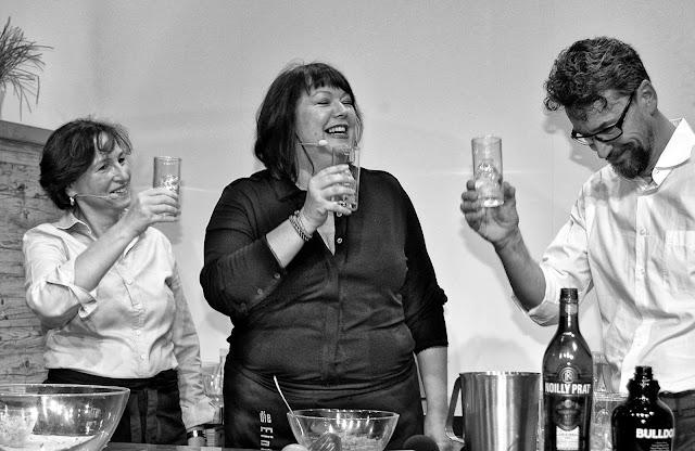 Wir haben fertig: Kochshow auf der Frankfurter Buchmesse 2015