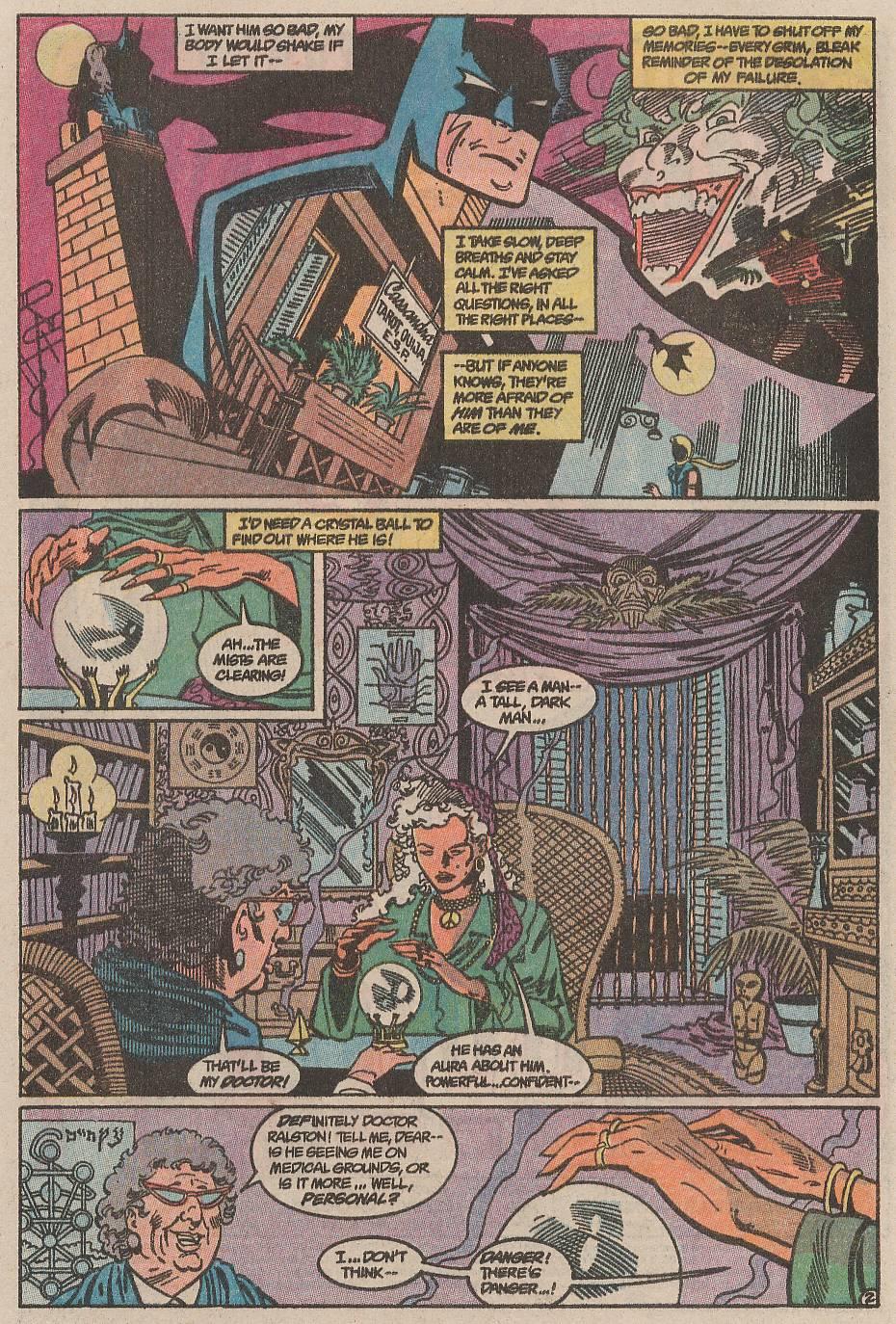 Detective Comics (1937) 617 Page 2