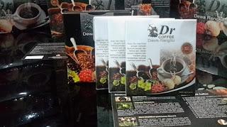 Inilah Kopi Herbal DR COFFEE penambah stamina Pria Dewasa pertama di Indonesia
