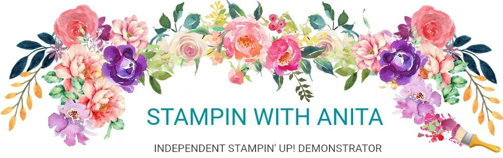 Stampin with Anita