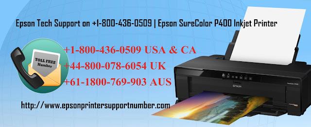 Epson SC-P400   Epson SC all Series   Epson Tech Support