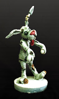 "pierre rouzier_Frankenegg productions - ""zombunny"" - maquette"