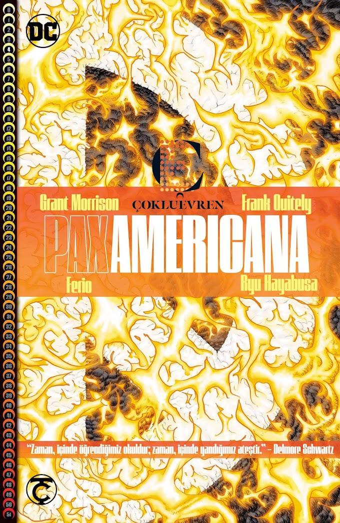 Çokluevren: Pax Americana [ÇIKTI]
