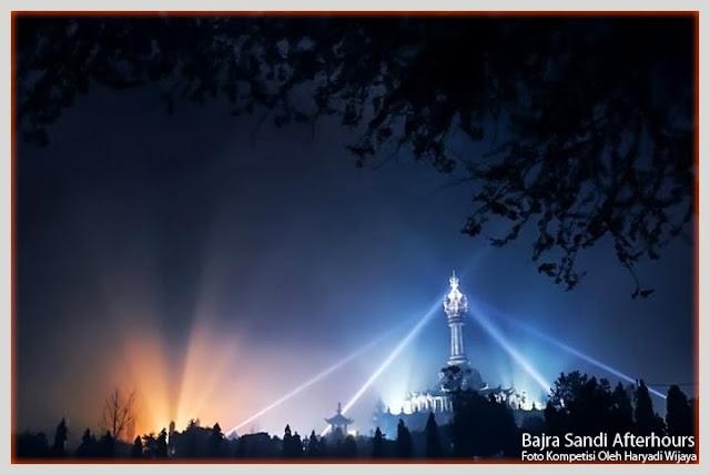 Foto Lomba Kota Terang Hemat Energi Philips LED