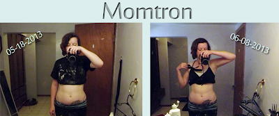 3 Week Before & After | Momtron