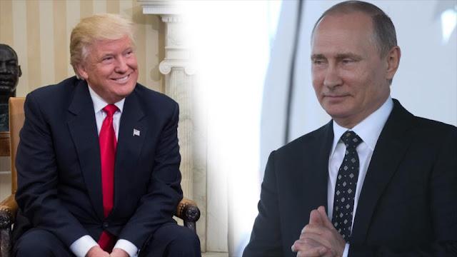 "¡Exdirector de CIA: Trump es un ""tonto útil"" de Putin!"