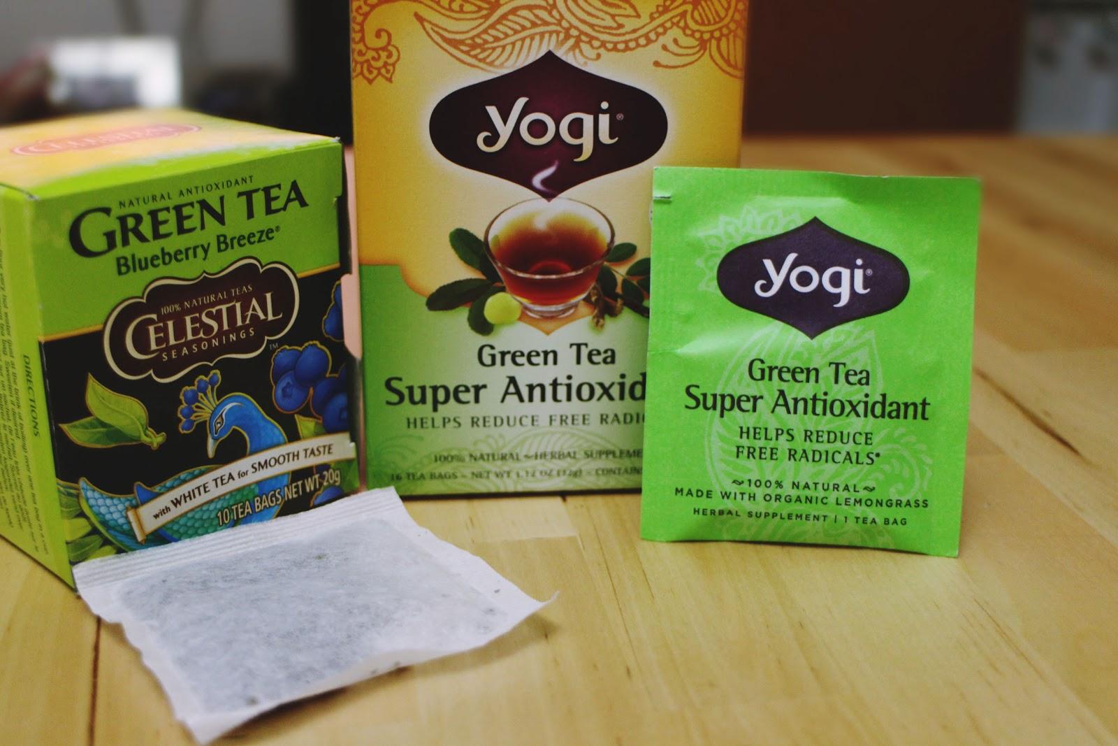 brand green tea