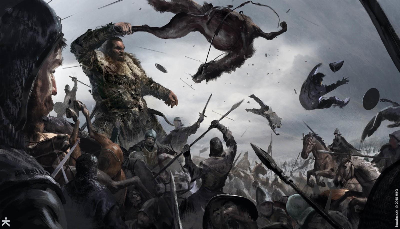 Wun Wun | Game of Thrones