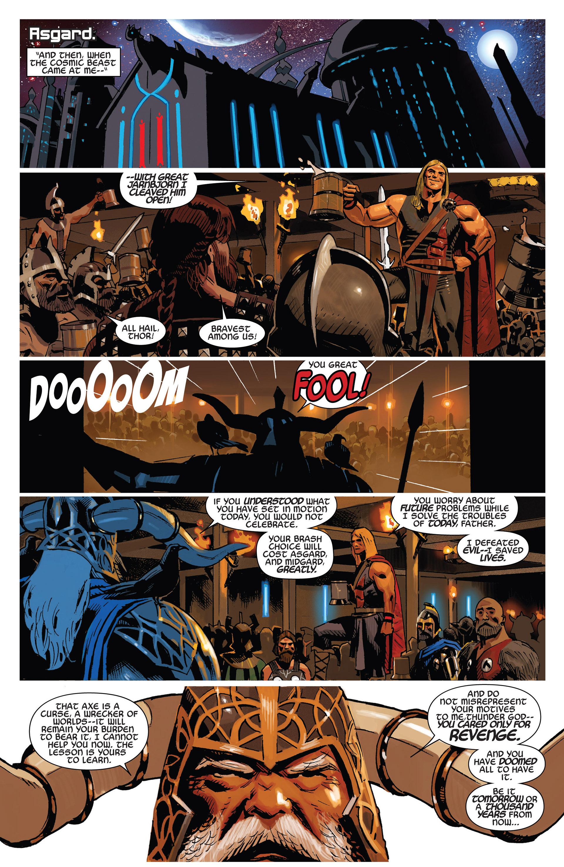 Read online Uncanny Avengers (2012) comic -  Issue #6 - 20