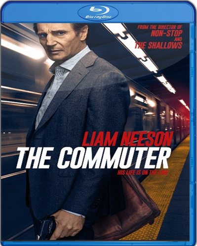 The Commuter [2018] [BD50] [Latino]