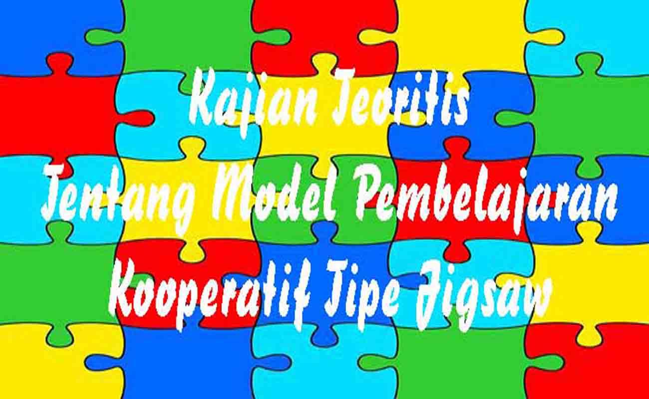 Pembelajaran Kooperatif Tipe Jigsaw
