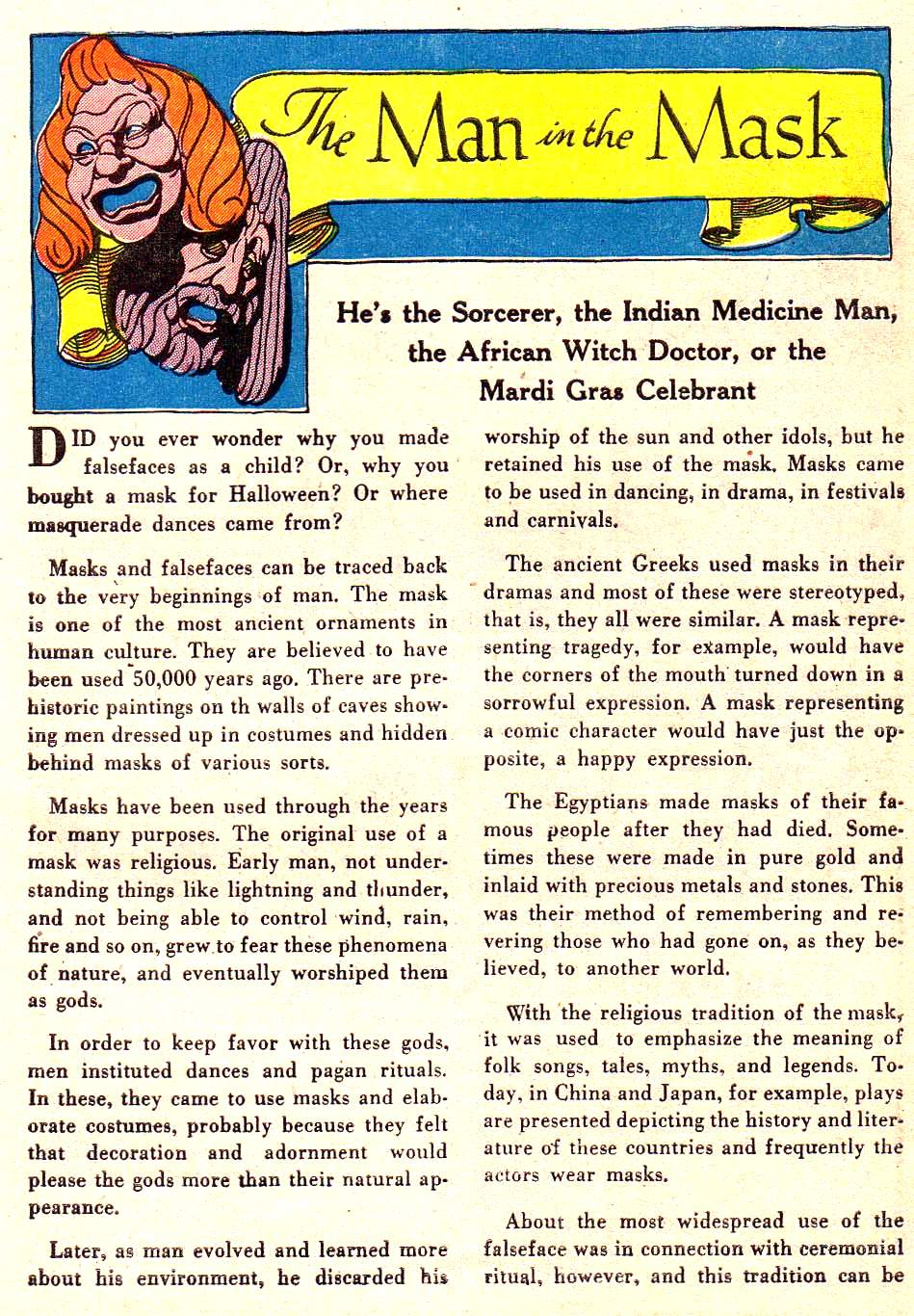 Read online Action Comics (1938) comic -  Issue #172 - 33