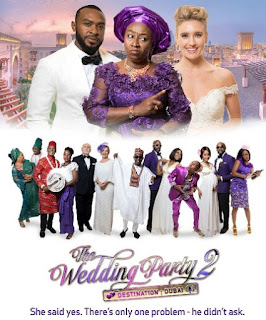 DOWNLOAD FULL MOVIE : THE WEDDING PARTY 2