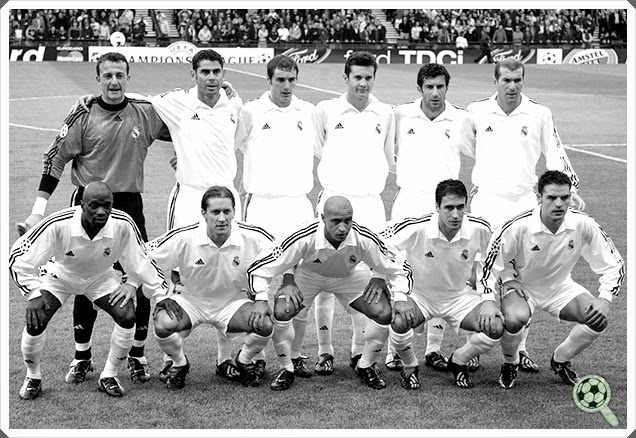 Real Madrid 2001 2002 2003