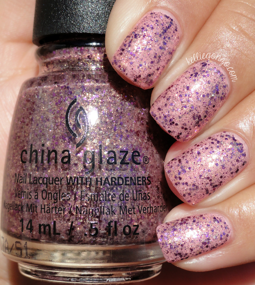 China Glaze Let's Shell-ebrate