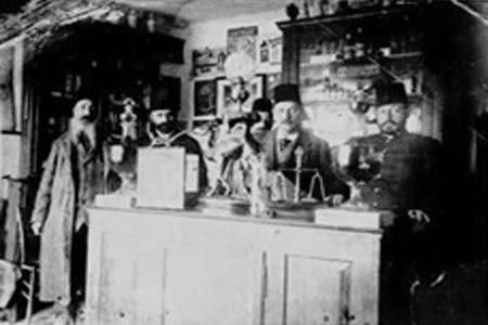Jozef Zamputti, Perikli Mozali, Dr. Merderios