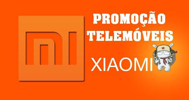 Telemóveis Xiaomi em Promoção na Gearbest