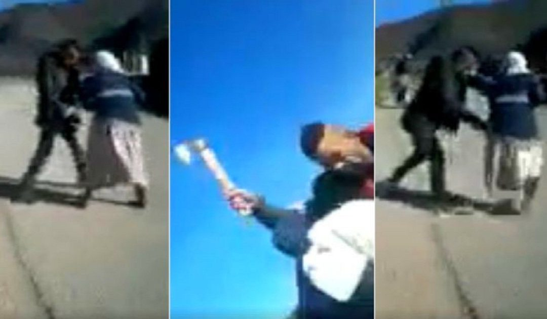 شاب يحاول اغتصاب فتاة في الشارع العام بشفشاون