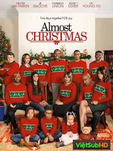 Giáng Sinh sát nút