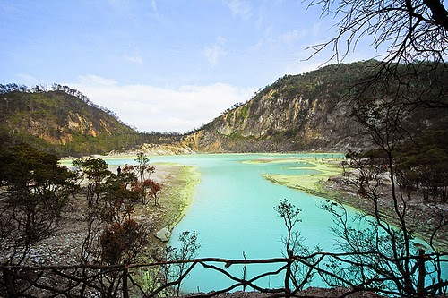 White Crater Bandung