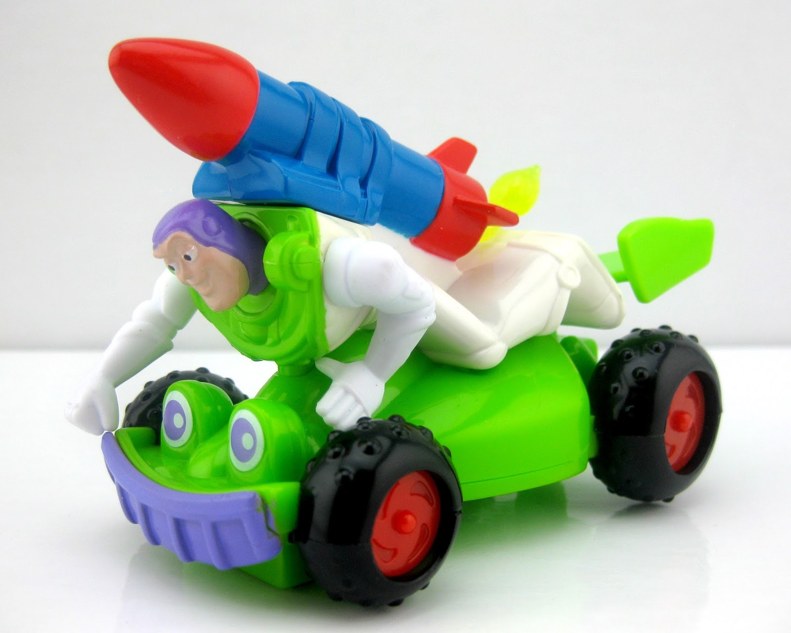 """Disney·Pixar FUN!"" Happy Meal Toys 2004 Buzz"