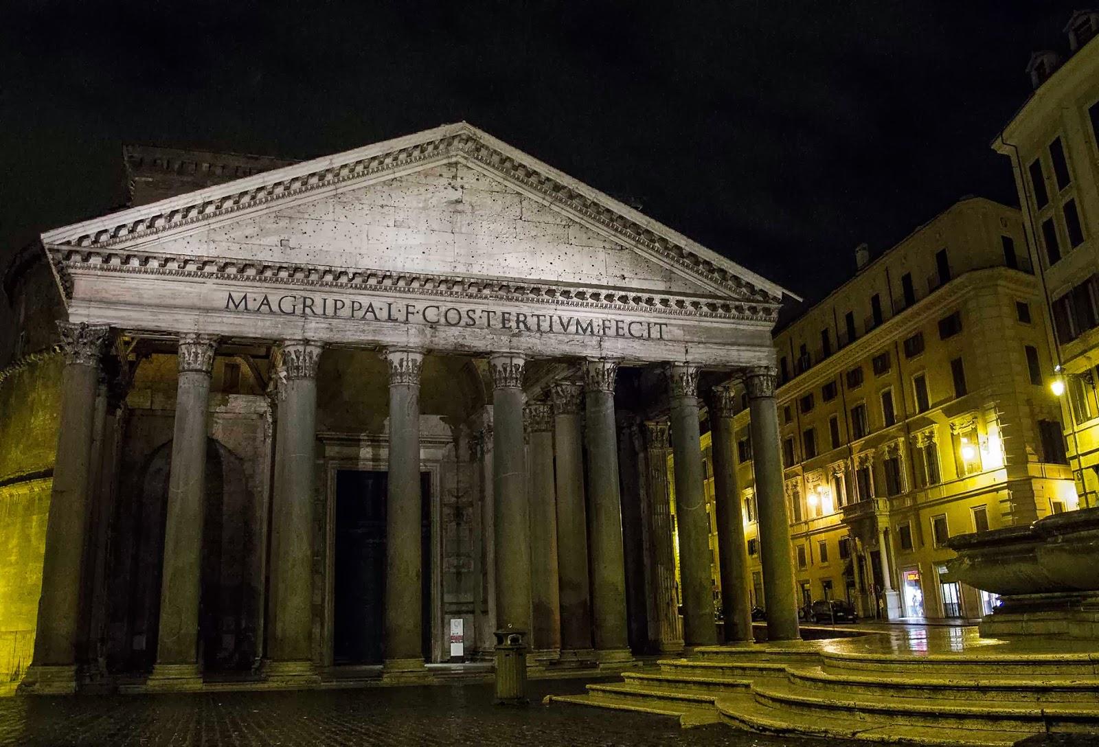 Roma de noche