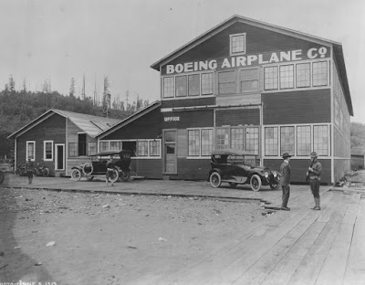 El 100 aniversari de Boeing