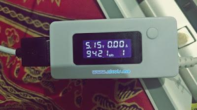 Menguji Powerbank Delcell Eco 10000mAh