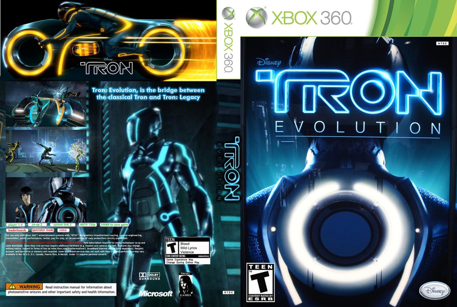 Картинки по запросу Tron: Evolution xbox