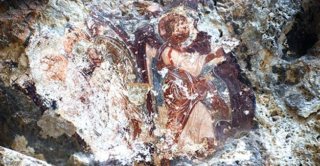 Byzantine church unearthed in southern Turkey