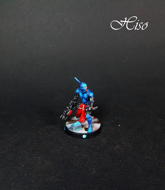 Infinity - PanOceania - Military Order - Sergent