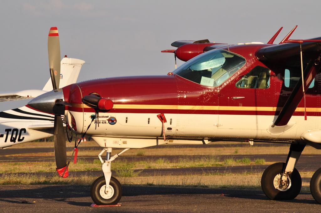 Central Queensland Plane Spotting: VARA (Skywest Airlines