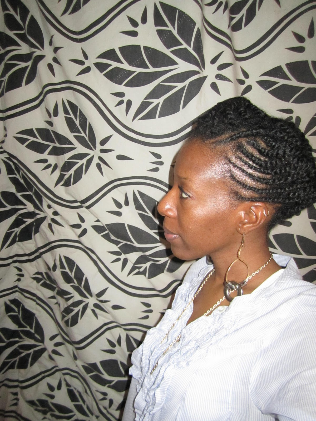 The Kinky Chronicle: Hair Style of the Week: Inspired by
