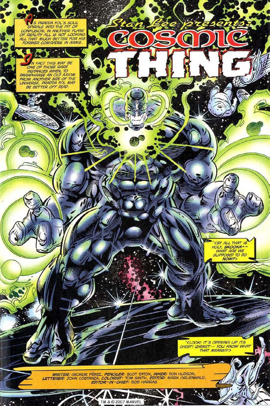 Silver Surfer (1987) Issue #118 #126 - English 5