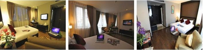 The Dawin Hotel Bangkok