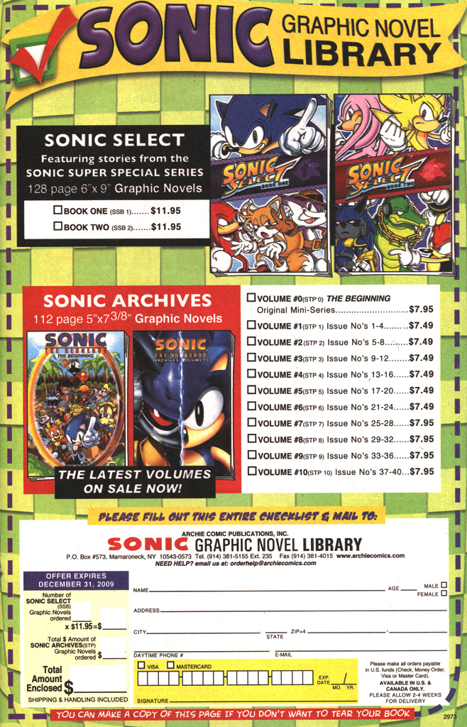 Read online Sonic The Hedgehog comic -  Issue #197 - 19