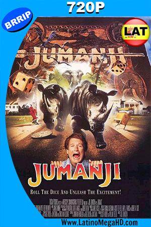 Jumanji (1995) Latino HD  BDRIP 720P ()