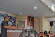 Wakil Bupati Buka Diklat Pemberdayaan Masyarakat Teknik Pemadaman Api Kerjasama ATKP