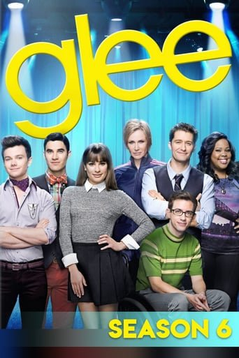 Glee Temporada 6 audio latino